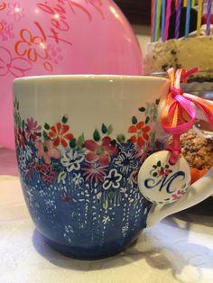 Addiction, Food And Drink, Tableware, Painting, Bass, Mugs, Enamel, Pink, Tea Pots