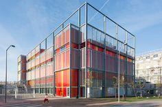 School, Sydhavn, Kopenhagen, Dorte Mandrup Arkitekter (2012)