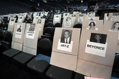 Here's the Grammys Seating Chart — and What it Means  - Seventeen.com
