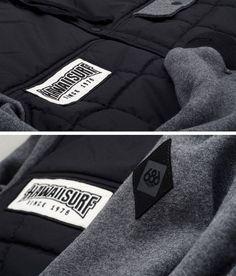 On vous en avez parlé cette année Hawaiisurf vous propose une multitude de co-branding pour ses 40ans !! La superbe jacket 686 est désormais en stock sur hawaiisurf.com !!