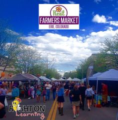 Celebrate the end of summer and the beginning of the school year with the Right On Learning Mobile Lab. We are going to be at the Erie Farmer's Market on Thursday, Aug. 18 from 5 p.m. to 8 p.m. on Briggs Street between Wells and Moffatt. Come meet the Right On Learning team. #rightonlearning #farmersmarket