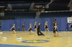 Your National Champs: The Penn State Majorettes