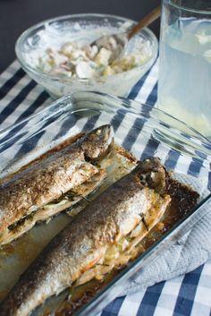 Zeebaars uit de oven recept