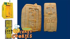 Marketing - New Product Line - Custom Cookies - Customer Appreciation - Favors