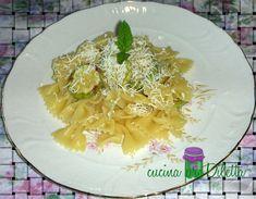 Pasta con zucchine fritte, ricetta siciliana