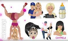 Blac Chyna getting tips from Kim Kardashian West