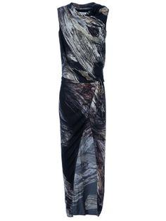 HELMUT LANG - Long Dress by farfetch