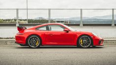 A 911 that's been down the gym: the new 2017 GT3