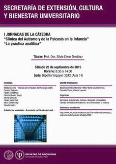 Cita en las Diagonales: UBA - Silvia  Elena Tendlarz.