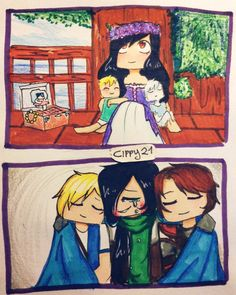 Together.. by Cippy21 on @DeviantArt