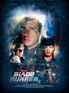 Blade Runner by turk1672.deviantart.com on @DeviantArt