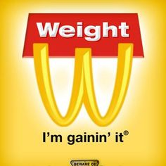 """This picture was also found on the Nibby, Eggplant Wizard PhD's posts blog. I saw this and started to laugh because I think of McDonalds exactly in this way. I do not like to eat there because I don't think it's healthy and I don't feel good after eating it. This also lines up well with the documentary """"Supersize Me"""". McDonalds may be cheap but the quality is very poor."""