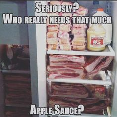 My fridge  #keto#bodybybacon