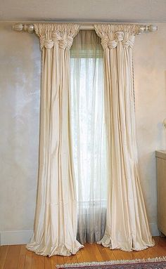 Neutral curtains