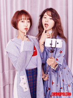 Hyerin and Junghwa - EXID