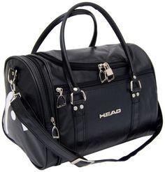 ef3aa90c75f20 Head retro st moritz holdall gym travel bag airplane luggage sports bags  black