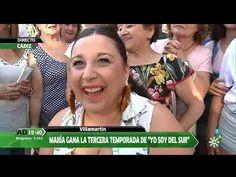 Entrevista María Márquez- Andalucía Directo 2019 - YouTube Youtube, Interview, Youtubers, Youtube Movies
