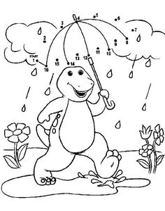 Barney Coloring pages are great fun as everyone no matter who they are how old they are love to scribble or color or paint on a piece of paper. My three year old preschooler loves Barney and love to paint. A new box of crayons is always exciting and. Cartoon Coloring Pages, Flower Coloring Pages, Coloring Pages To Print, Printable Coloring Pages, Free Coloring, Coloring Pages For Kids, Coloring Sheets, Coloring Books, Barney Party
