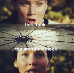 OMG <3 this is amazing!!!!  The arena scenes were fantastic