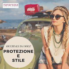 Occhiali da Sole! Scoprili qui: https://www.nanarossa.com/it/278-accessori/318-occhiali-da-sole