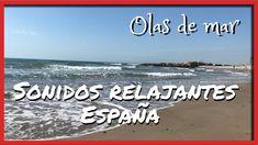 Musica relajante ** Sonidos de olas de mar 💧💧💧Sonidos relajantes España
