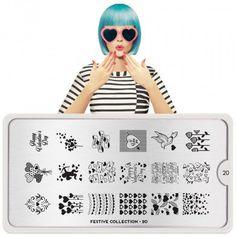 Festive Nail Art Design 20