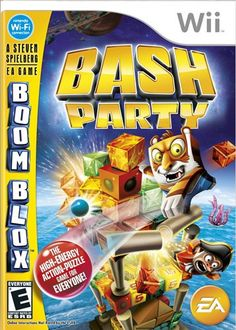 Amazon.com: Boom Blox Bash Party - Nintendo Wii: Video Games