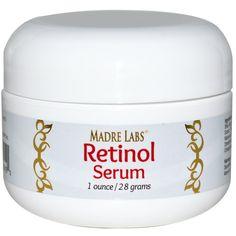Madre Labs, Retinol Serum 1%, 1 oz (28 g) - iHerb.com  Ночной серум