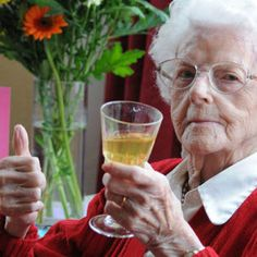 Секреты долголетия от 111-летней англичанки