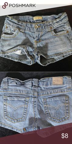 Paris Blues Jean Shorts Sz 5 Jean Shorts Paris Blues Shorts Jean Shorts