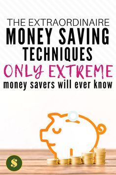 Learn from the extreme savers on how to save money fast without sacrificing your needs. These are easy money tips you can use now to save extra money, actionable budgeting tips to organize your finances, and money tips to help you make money now. Best Money Saving Tips, Money Saving Challenge, Money Tips, Saving Money, Money Plan, Savings Challenge, Make Money Now, Ways To Save Money, Money Fast