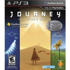 Journey - Collector's Edition (PS3).