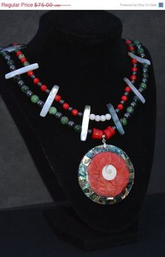 Buy ON SALE Egyptian style necklace by flashinfashinjewelry. Explore more products on http://flashinfashinjewelry.etsy.com