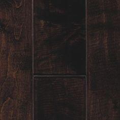 Level 2 Option - Pasadena Plank Hardwood, Chocolate Maple Hardwood Flooring | Mohawk Flooring