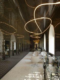 Project: Belltower Gallery - pfarré lighting design