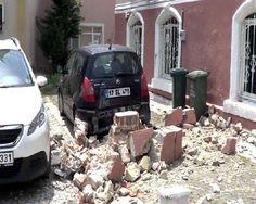 #haberler #deprem #marmara #gökeçeada #ege Depremin Bilançosu: 1 Ölü 266 Yaralı