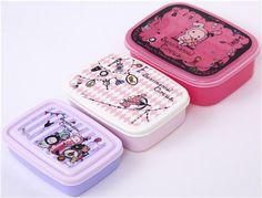 Sentimental Circus Bento Box 3 pcs Lunch Box rabbit 1