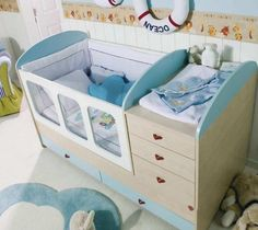 26 Baby boys bedroom design ideas with modern and best theme Cool Baby Boy Room Ideas