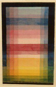 """I love it "" Artist: Paul Klee"