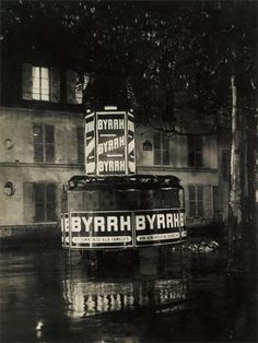 Brassaï, Paris de noche