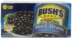 Bush's Best Black Beans, 6 Can Case, 15 Ounce Bush's Best http://www.amazon.com/dp/B00E3A3VUY/ref=cm_sw_r_pi_dp_zX5Jwb0WADME6