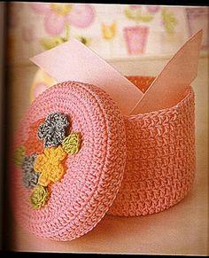 Ganchillo y crochet: Adornos a crochet