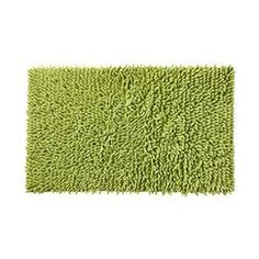 "All That Jazz Bath Rug - Lime (21x34"") Target $27"