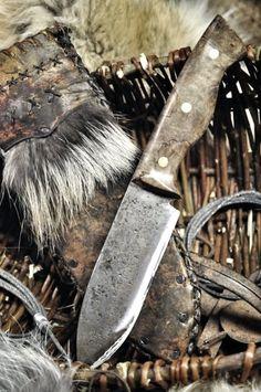 Hunting knife #survivalknives