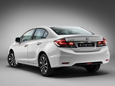 Review Honda Civic 2016 Release Rear View Model