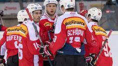 La Suisse retrouve son jeu défensif et gagne