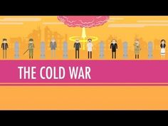 ▶ USA vs USSR Fight! The Cold War: Crash Course World History #39 - YouTube
