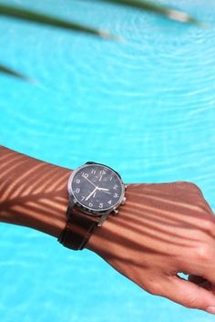 Pool Time for Wear Watch, Product Shot, Timeless Classic, Long Weekend, Photo Shoots, Fossil, Coding, Jewels, Bracelets