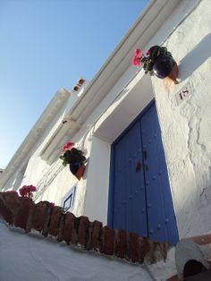Frigiliana. A lovely white village in Malaga (Andalusia, Spain)