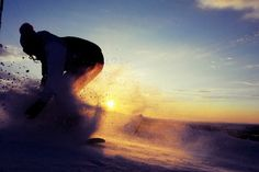 Snowboarding! ;)